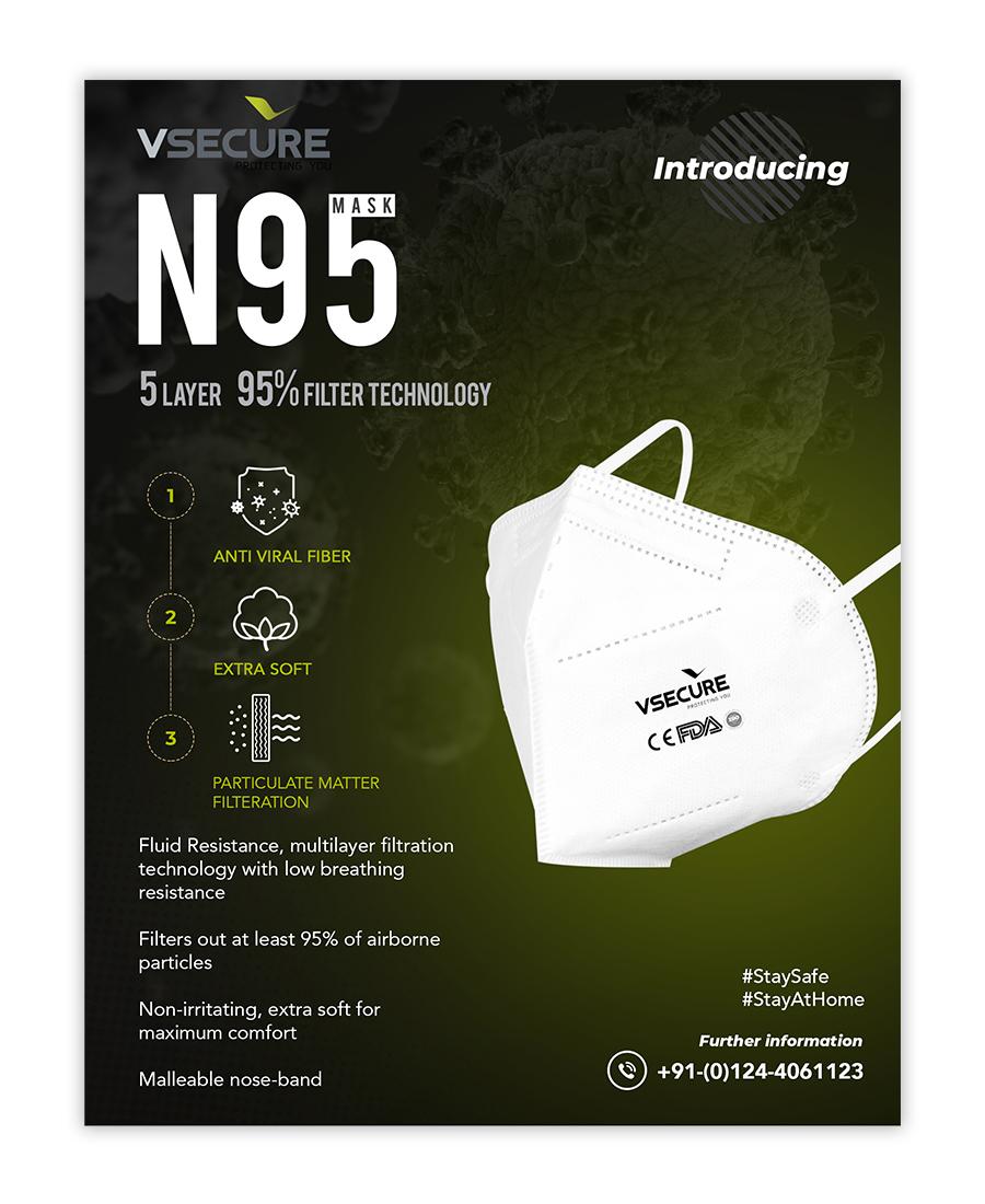 flyer-n95-branding-creative-design-agency